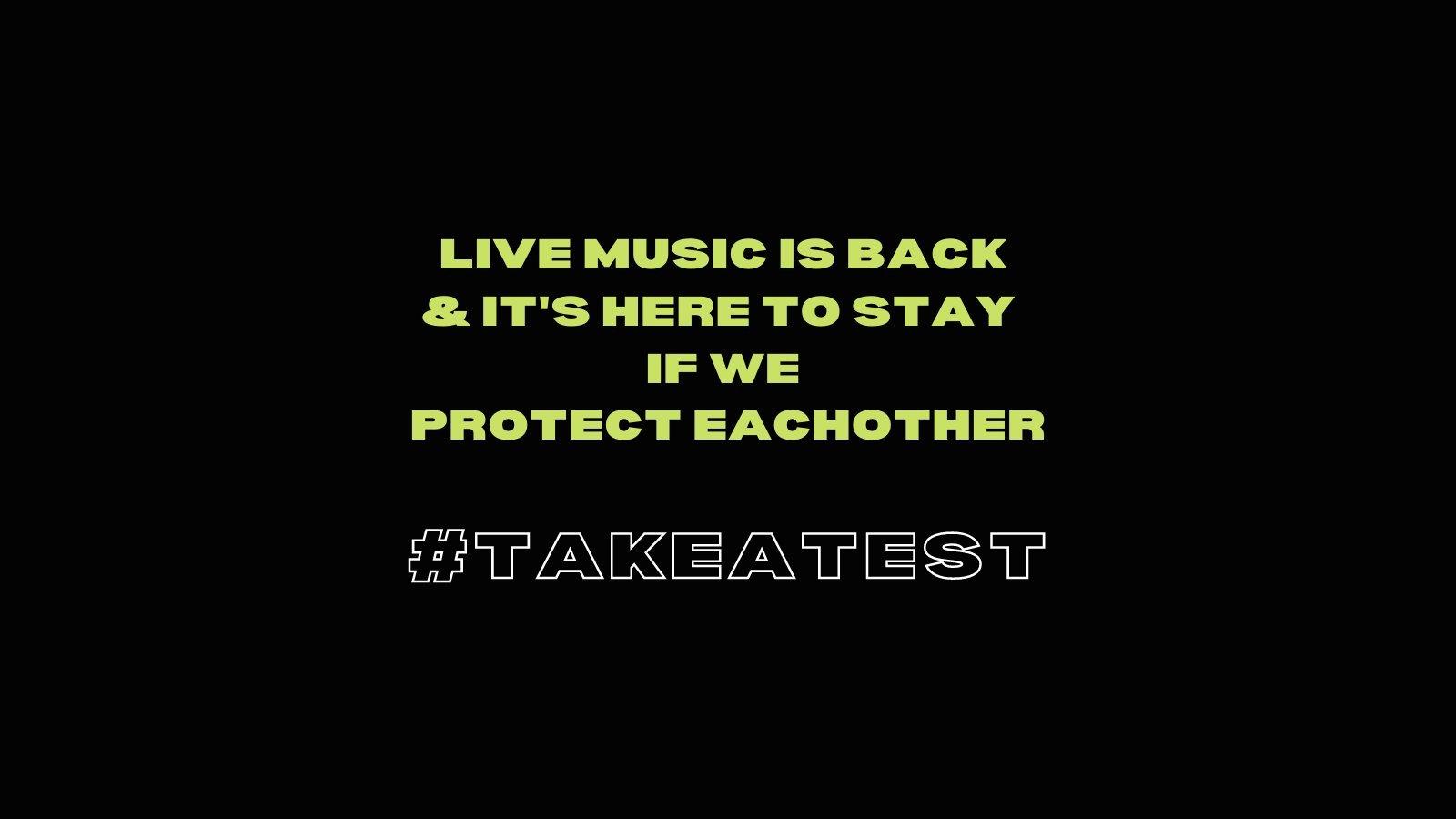 #TakeaTest